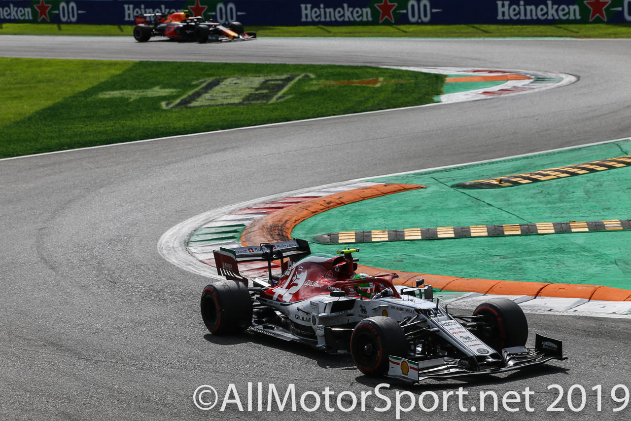 Formula 1 GP Abu Dhabi Day3