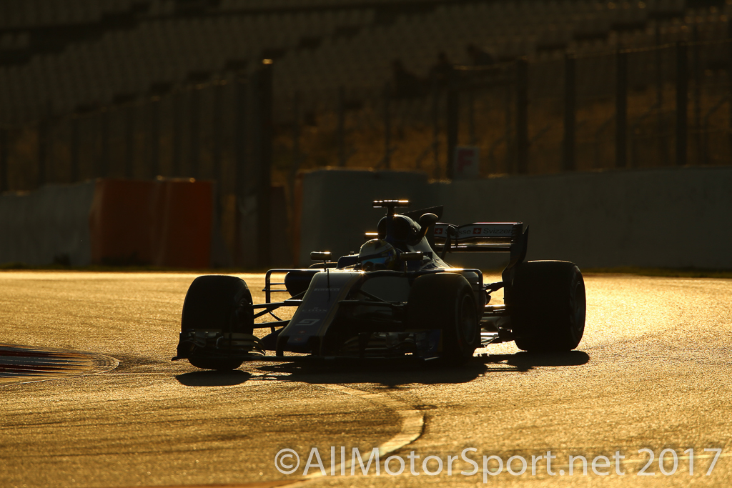 Formula 1 Test Barcellona Day 1